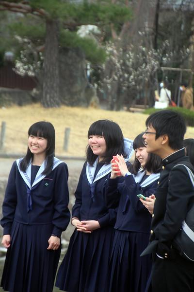 Matsumoto, School Children