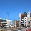 Matsumoto, Train Station Square