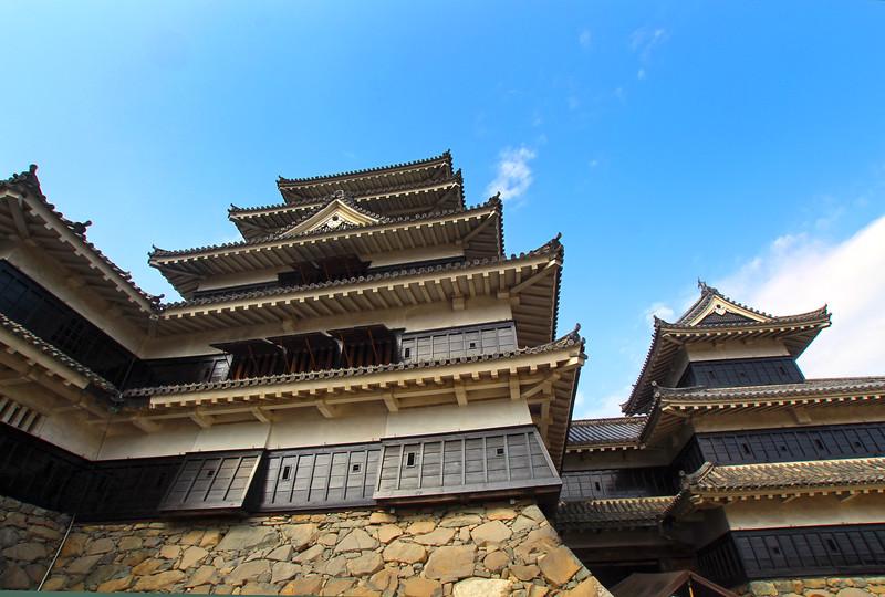 Matsumoto Castle, Architectural Detail