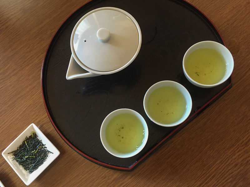 Trying Kabuse Sencha | A Japanese Tea Tasting Tour in Wazuka, near Kyoto, Japan