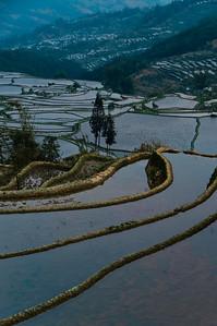 Quan Fu Zhuang, YuanYang, China