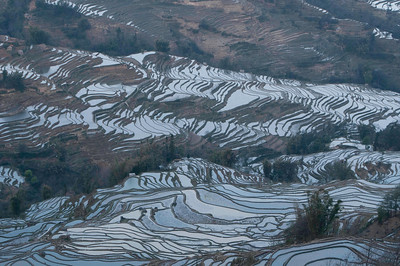 """Tiger Mouth"", Duoyishu, YuanYang, China"