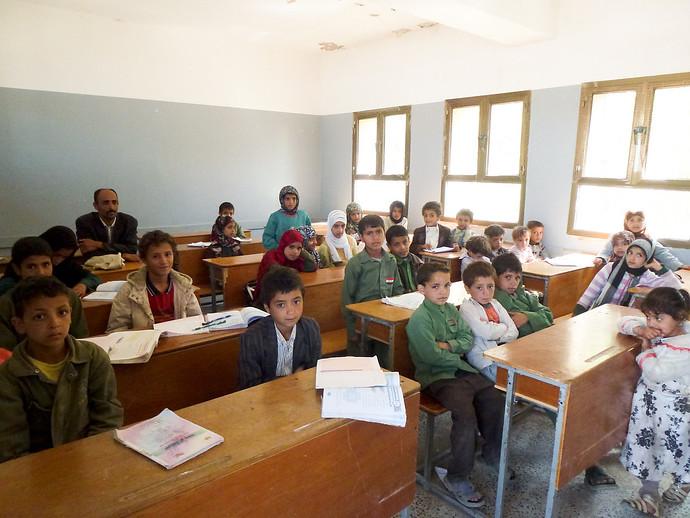 yemen classroom