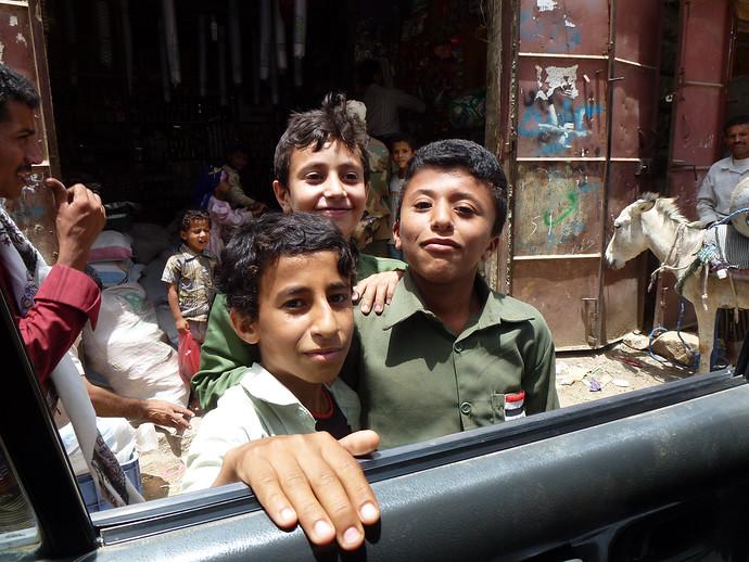 yemeni students