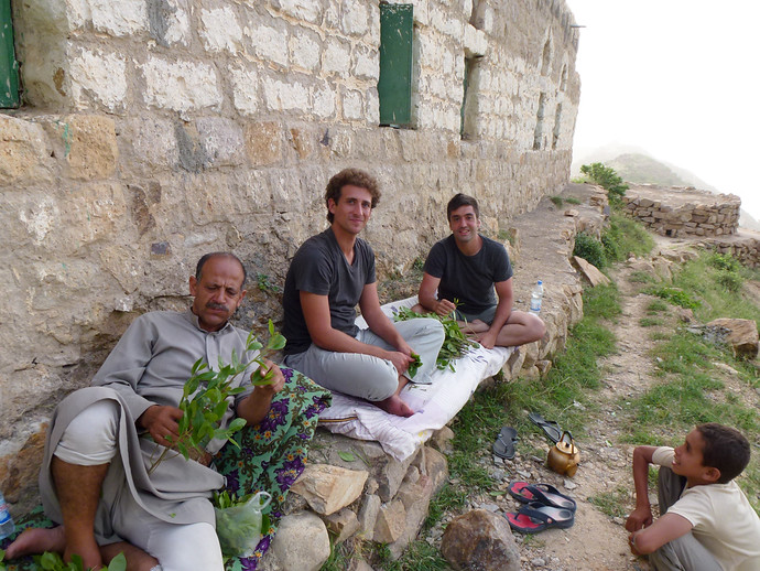 What It's Like To Get High On Khat - foXnoMad