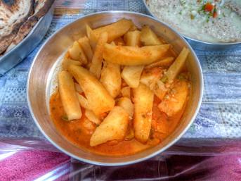 yemeni potatoes