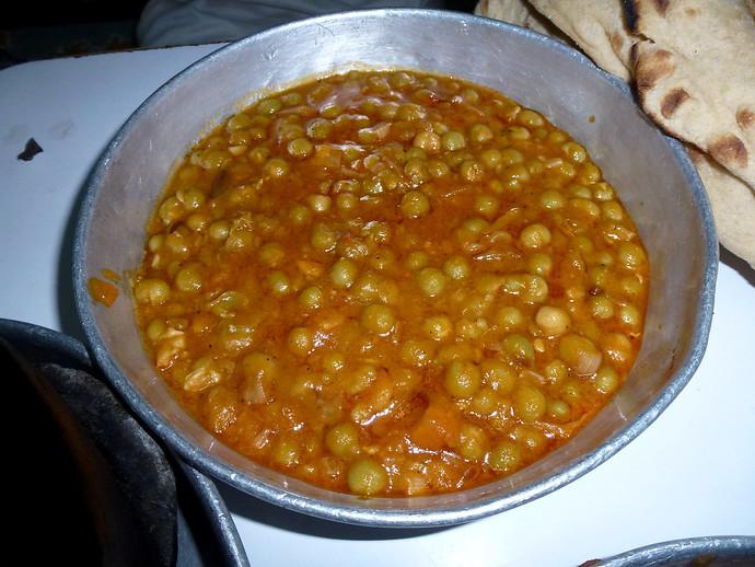 yemen peas