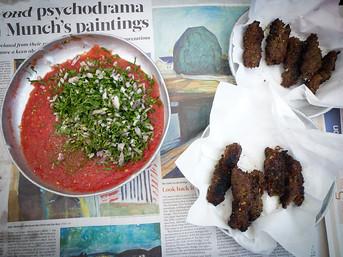 yemeni kebab