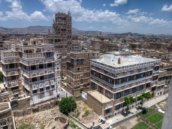 sanaa yemen apartments