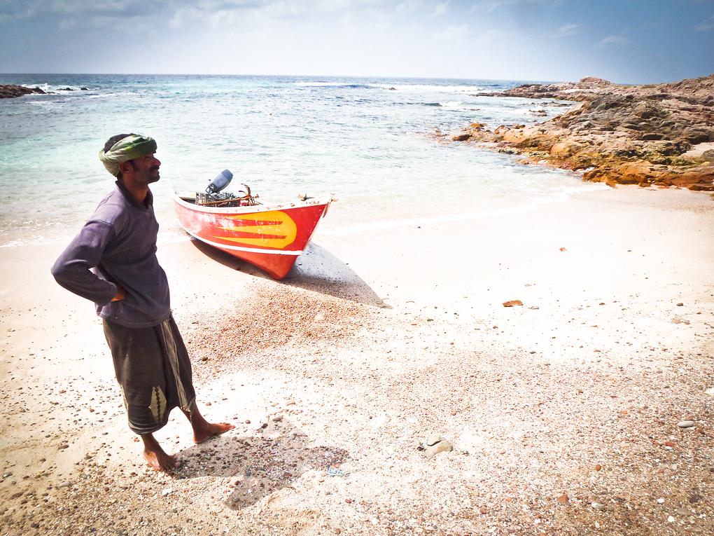 socotra fisherman