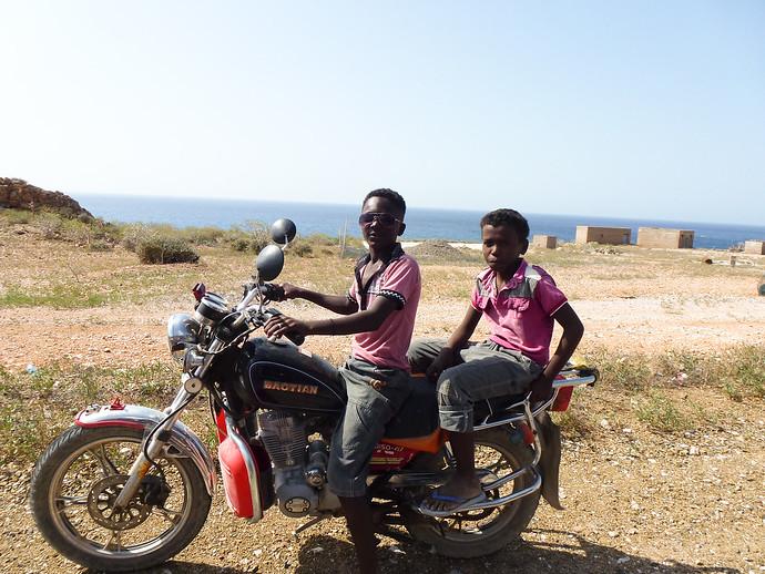 socotra motorcycle