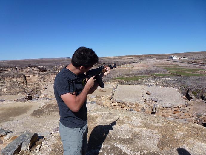 yemen Kalashnikov