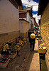 Streets of Lijiang's Old Town