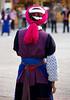 Tibetan Woman - Zhongdian