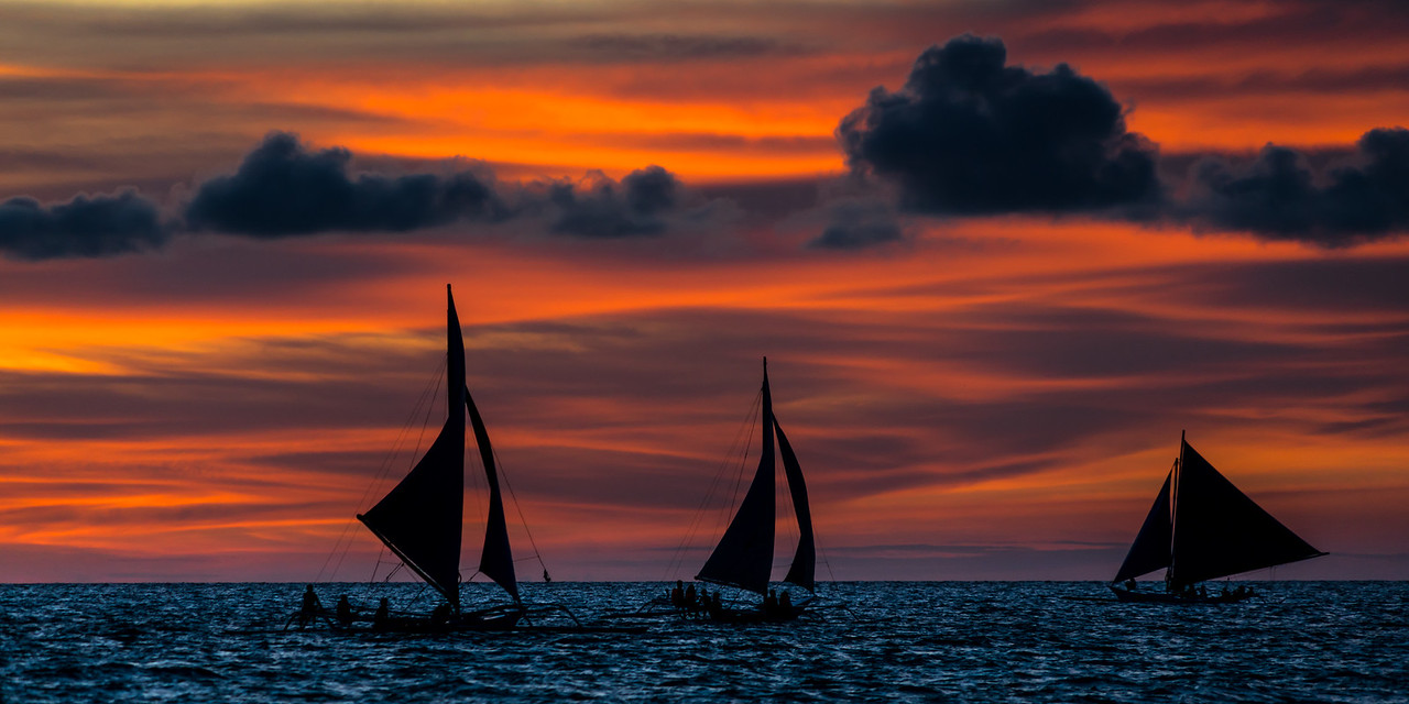 Sailing the Fiery Skies