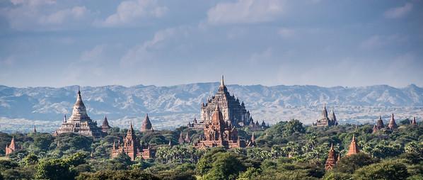 Old Bagan