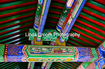 Summer Palace Ceiling