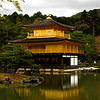 The Golden Pavilion, Kinkaku-ji Temple