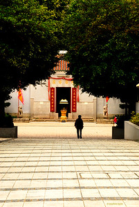 Tin Hau Temple, 天后, in Stanley, Hong Kong