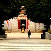 Tin Hau Temple, 天后, in Stanley, Hong Kong
