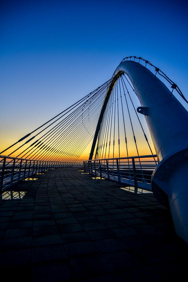 Xiangshan Harp Bridge I, Hiangshan Taiwan