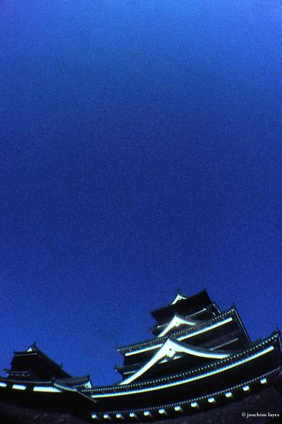 Kumamoto Castle, 熊本城, in Chūō-ku, Kumamoto in Kumamoto Prefecture