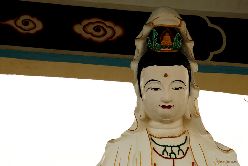 Kwun Yam Statue, 觀音, in Stanley, Hong Kong