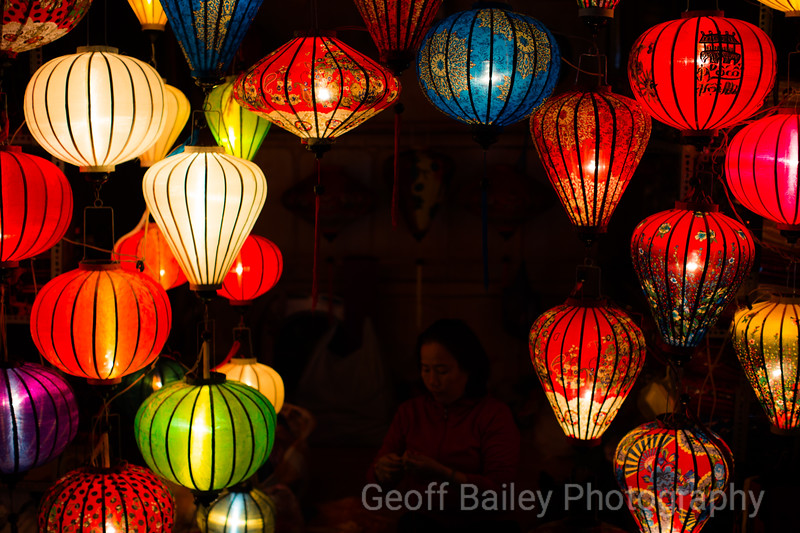 The Lady and the Lanterns