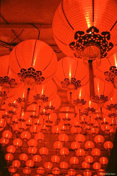 Mid-autumn festival, Chinese Garden, Singapore
