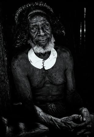 Huli Wigman - Papua New Guinea<br /> © Sharon Thomas