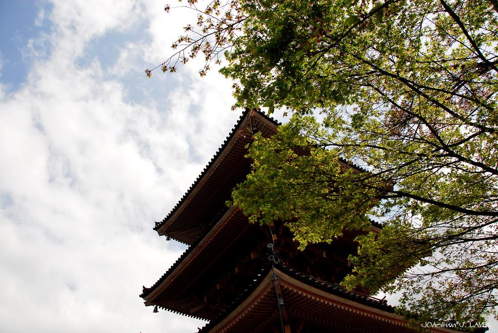 Yasaka Pagoda - Hokanji Temple