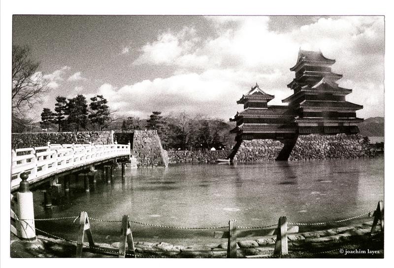 Matsumoto Castle 松本城 Matsumoto, Nagano Prefecture, Japan