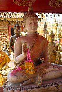 Buddha in Chiang Mai, Thailand