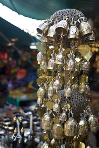 Souvenirs in Chiang Mai, Thailand