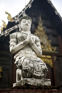 Temples of Chiang Mai, Thailand