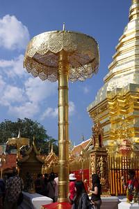 Doi Suthep in Chiang Mai, Thailand