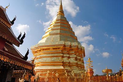 Doi Suthep, Chiang Mai, Thailand (Claire)