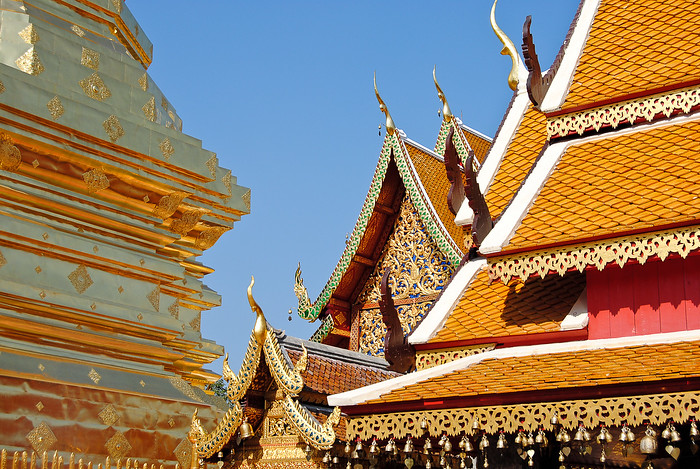 Doi Suthep in Chiang Mai, Thailand