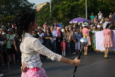 Chiang Mai Flower Festival, Thailand