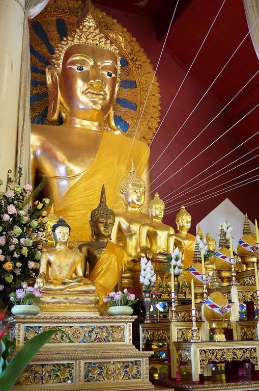 Songkran in Chiang Mai, Thailand