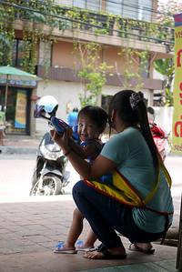 Songkran in Chiang Mai, Thailand. Songkran in Chiang Mai, Thailand