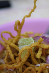 Khao soi, the official dish of Chiang Mai, Thailand