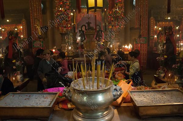 Man Mo temple,temple