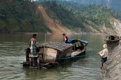 Siang river,rivier,rivière,Arunachal Pradesh,India,Indië,L'inde