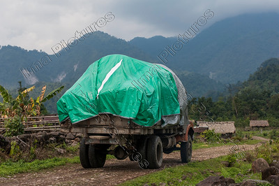transport,Selluk,Arunachal Pradesh,India,Indië,l'Inde