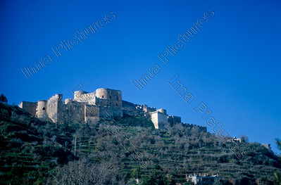 Crac des Chevaliers,Syria,Syrië,Syrie castle,burcht,chateau