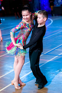 Ystävänpäivän GB-kilpailut, Juniori latin