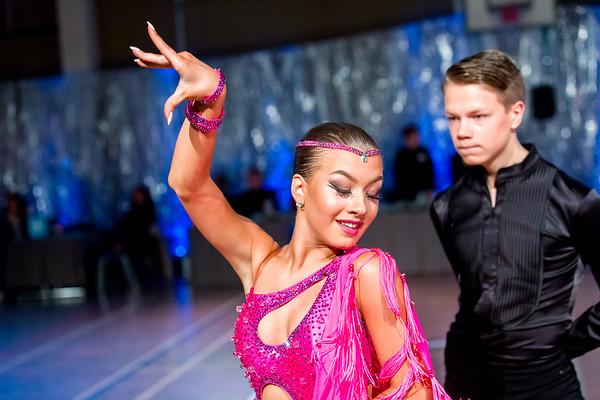 Ystävänpäivän GB-kilpailut, Nuoriso 10 Tanssi latin
