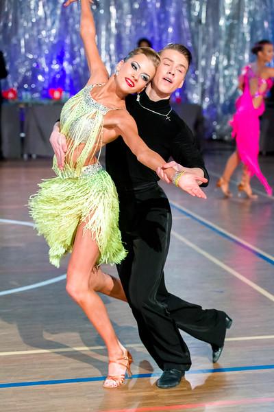 Ystävänpäivän GB-kilpailut 13.2.2016, Nick's Dance.