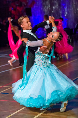 Elias Pitkänen Kaisa Alitalo La Team, Lieto Ystävänpäivän GB-kilpailut Nuoriso 10-Tanssi vakiot